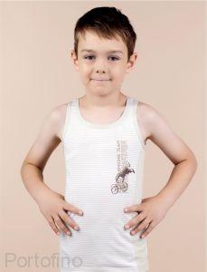 Майка для мальчика Baykar 2230 ( 2 шт. в упаковке )