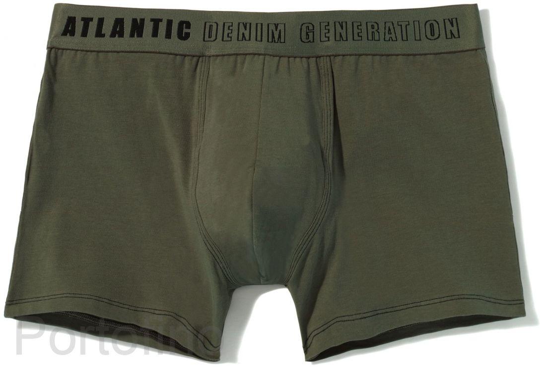 MH-761 Мужские трусы облегающие Atlantic