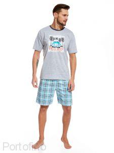 326-46 Мужская пижама Cornette