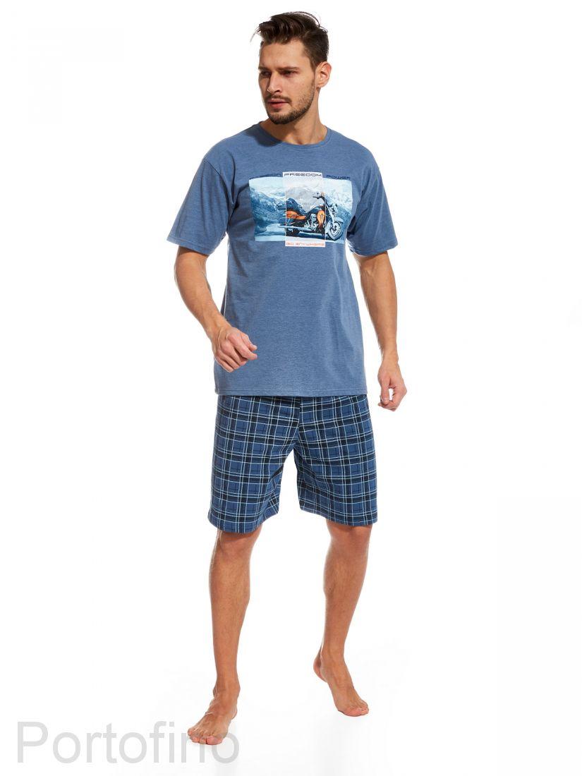 326-48 Мужская пижама Cornette