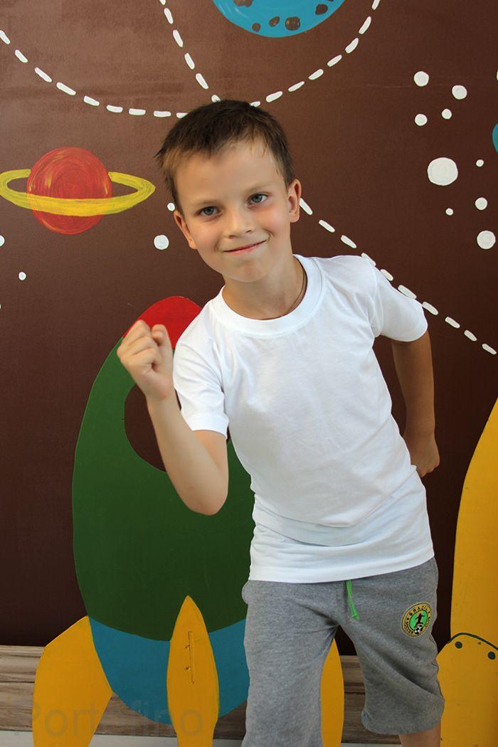 Футболки для мальчиков Baykar ( 2 шт. в упаковке )