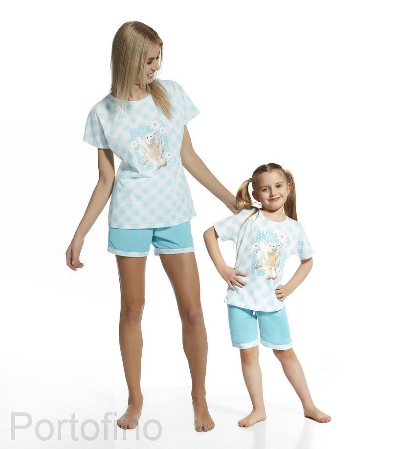 583-44 Детская пижама Cornette
