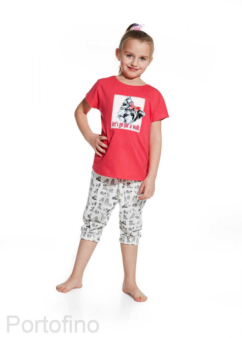 080-54 Детская пижама Cornette