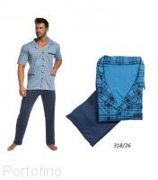 318-26 Мужская пижама продажа качественной домашней одежды интернет магазин