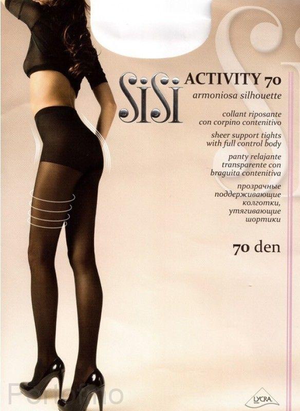Activity 70 женские колготки Sisi
